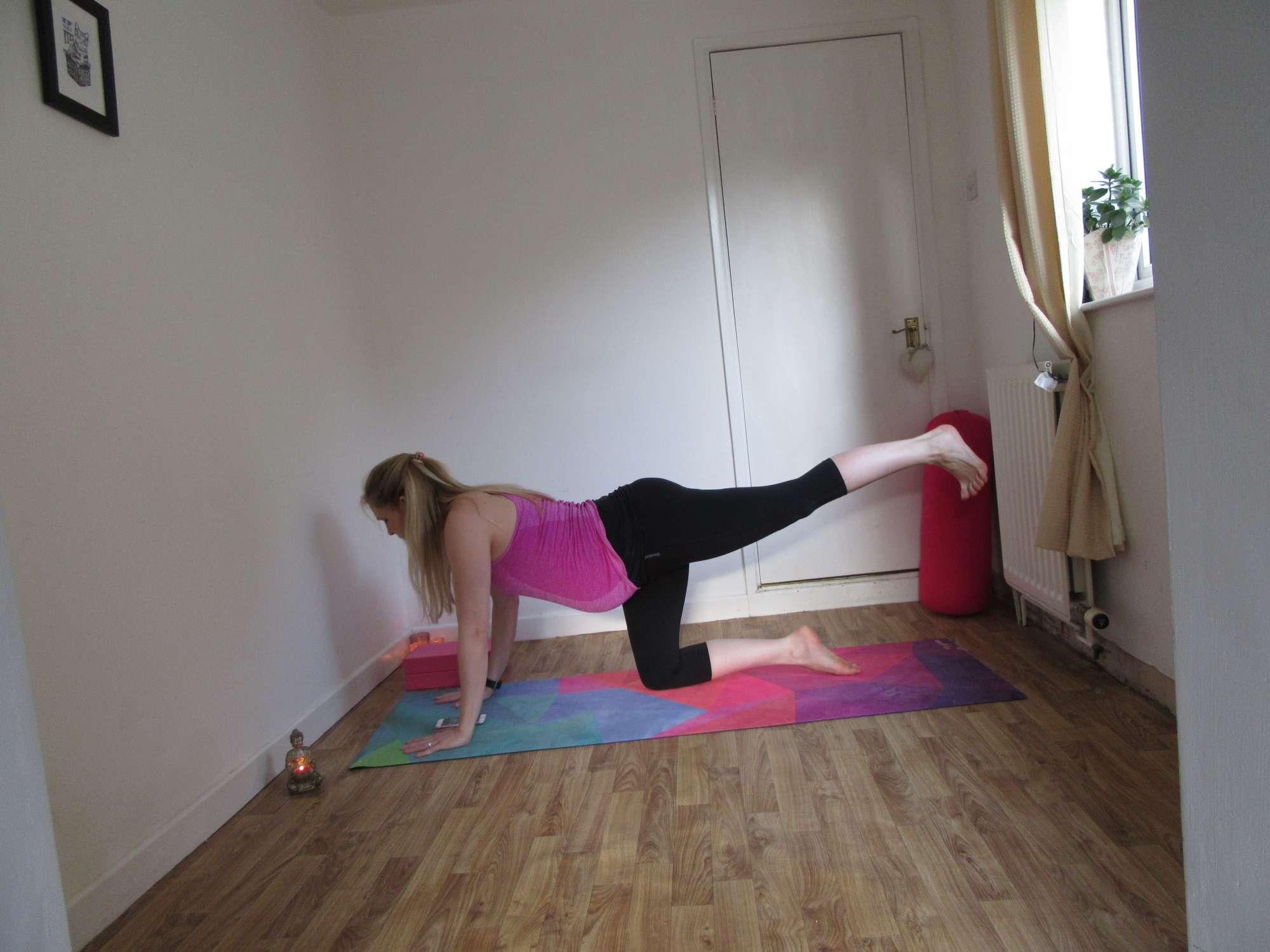 Sciatic Pain Stretches