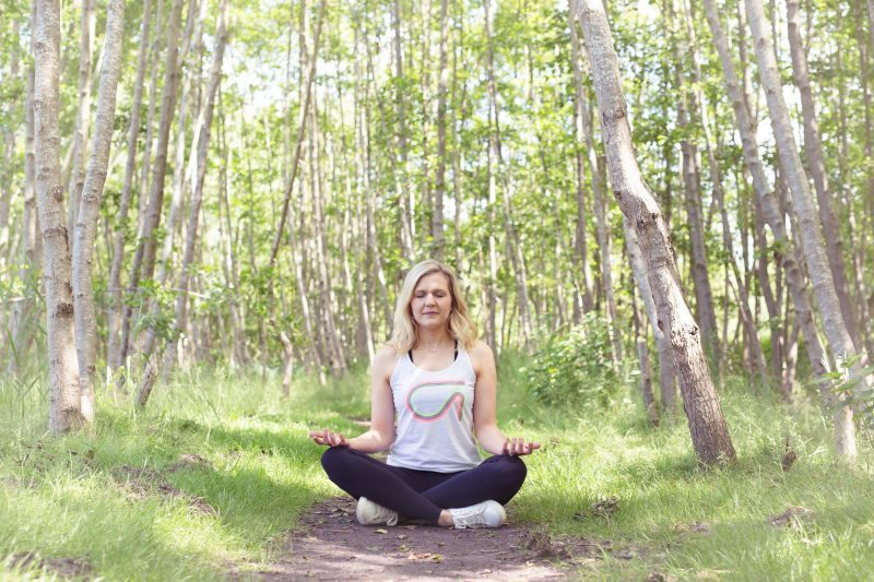 Yoga with Meditation